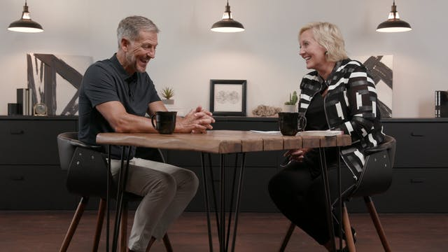 John Bevere Interview with Cheryl Weber