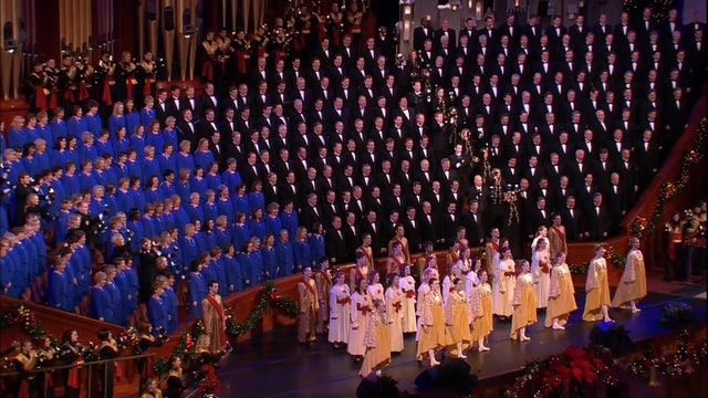 The Spirit of Christmas, featuring Brian Stokes Mitchell