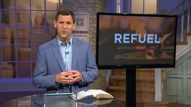Refuel - Pastor Robbie Symons - Culti...