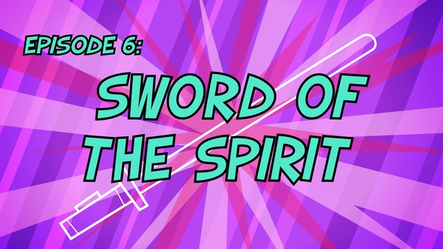 Armor Of God | SWORD OF THE SPIRIT
