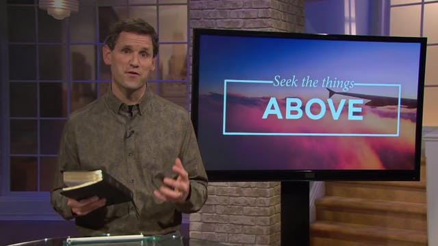 Hidden With Christ -  - Pastor Robbie...