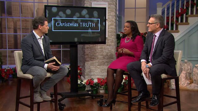 Christmas Truth - Pastor Robbie Symon...