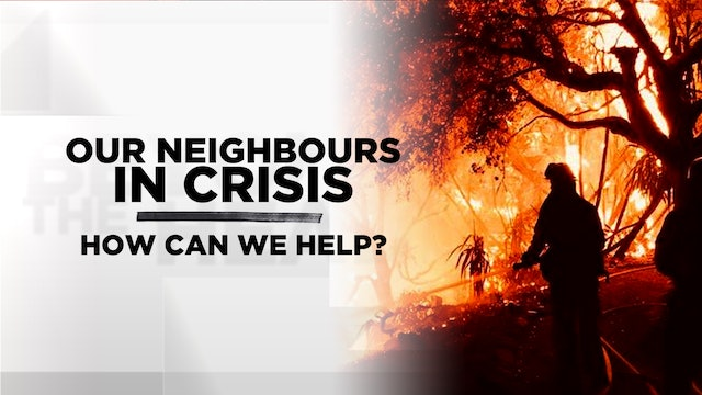 Context - Season 8 - Episode 5 - Our Neighbours In crisis: How can we help?