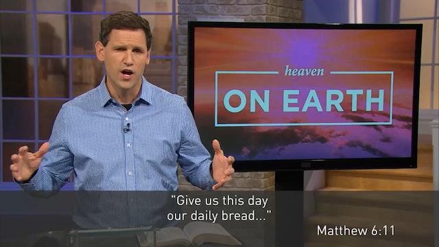 Prayerlessness means... - Pastor Robbie Symons - Heaven on Earth