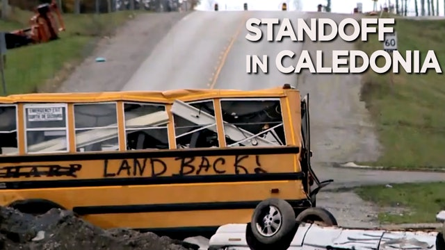 Context - November 25, 2020 - Standoff in Caledonia | Part 1