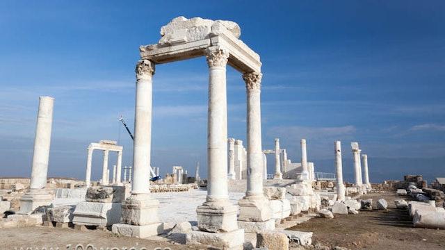 100 Words - YR2 May 10 - Laodicea