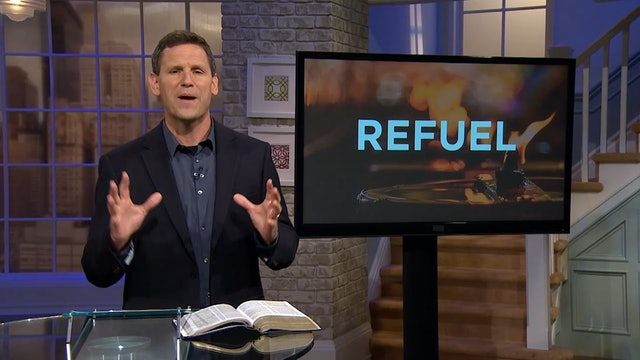 Refuel - Pastor Robbie Symons - Passion For Christ