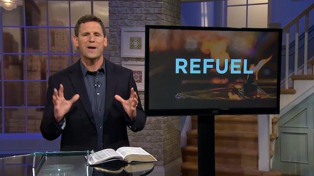 Refuel - Pastor Robbie Symons - Passi...