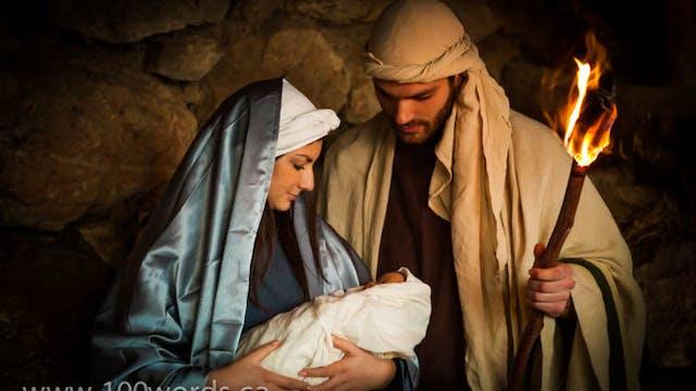 100 Words - YR2 December 25th - Immanuel