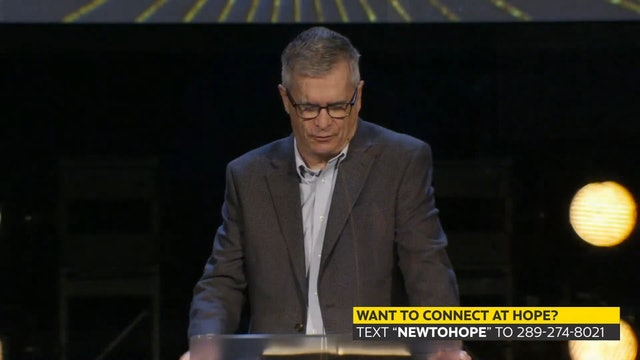 Hope Bible Chapel | Truly This Man Is The Son Of God 01 | Worthy Of Our Worship