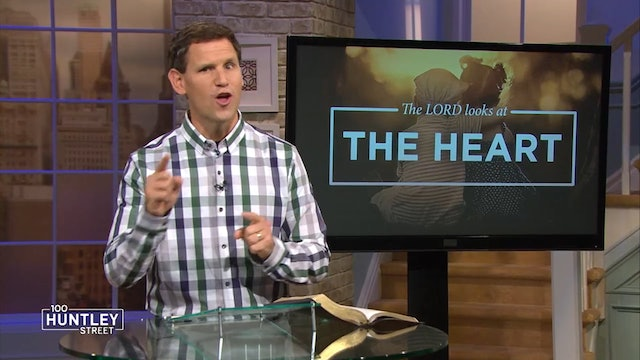 The Lord Looks At The Heart-Pastor Robbie Symons - A Heart for Serving