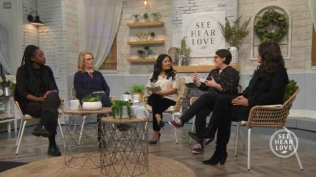See Hear Love - S5 Ep 103 - Leading & Mentoring The Next Generation