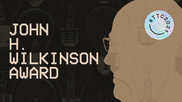 John H. Wilkinson Award