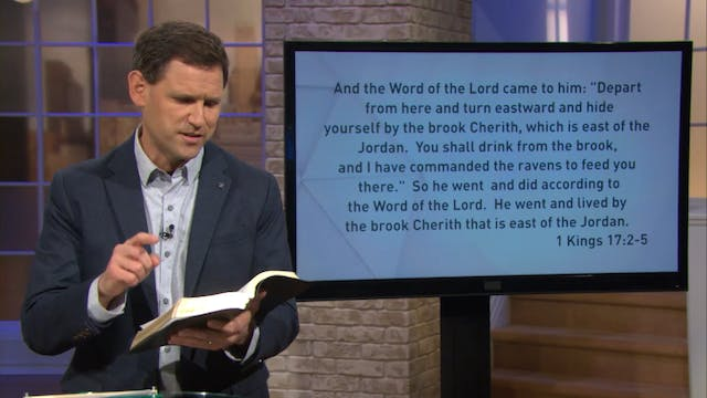 Go WIth the Ravens - Pastor Robbie Sy...