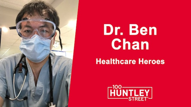 Health Care Heroes | Dr. Ben Chan
