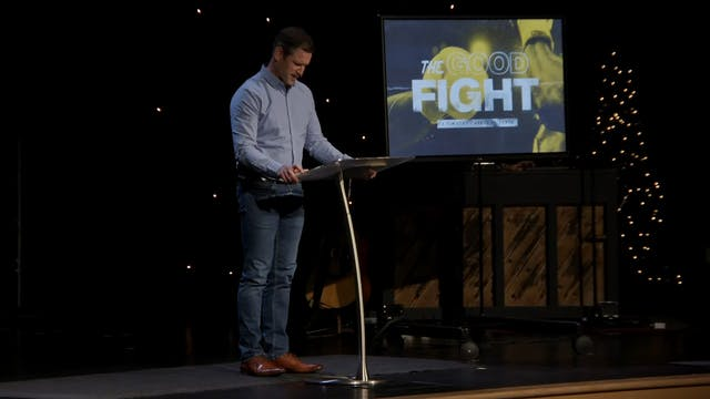 Hope Bible Chapel | The Good Fight 14...