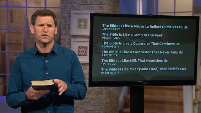 The Power of The Bible - Pastor Robbi...