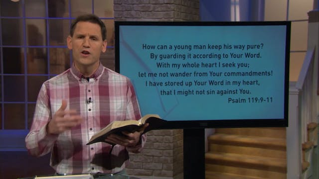 Clear Conscience - Pastor Robbie Symo...