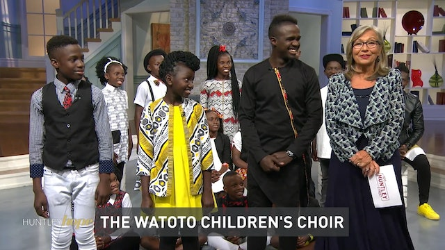 Huntley Hope | 12 | Watoto