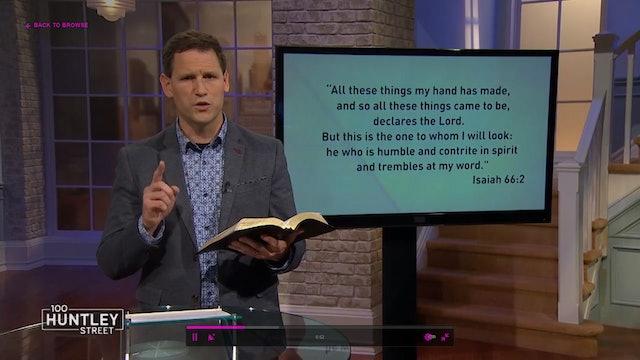 Poor in Spirit - Pastor Robbie Symons - The Look of Love