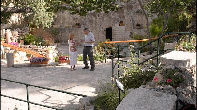 Moira Brown - The Garden Tomb