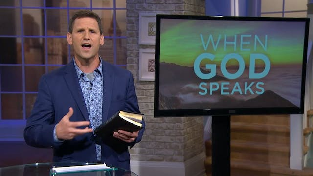 When God Speaks - Pastor Robbie Symon...