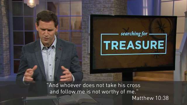 Are You All In? - Pastor Robbie Symons - Searching For Treasure