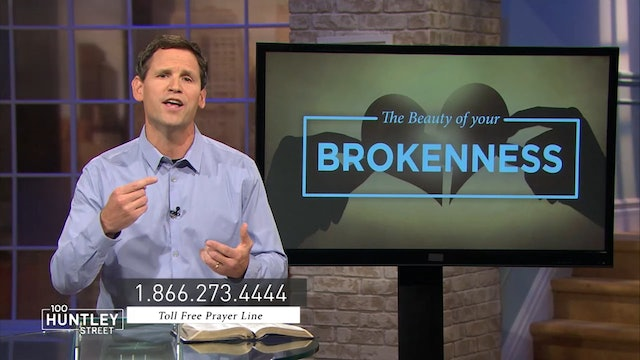 The Beauty Of Your Brokenness - Pastor Robbie Symons - Part 3