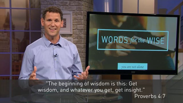 An Eternal Perspective - Pastor Robbi...