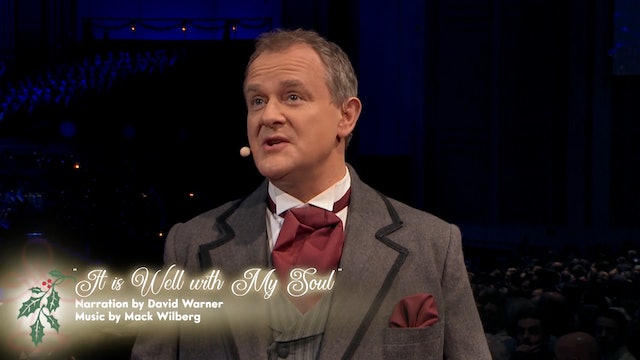 Blessings of Christmas, featuring Hugh Bonneville