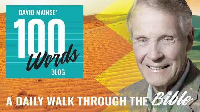 100 Words | Daily Devotional