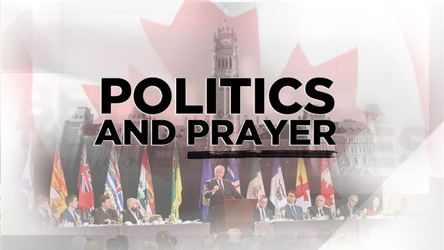 Context - July 24, 2019 - Politics and Prayer