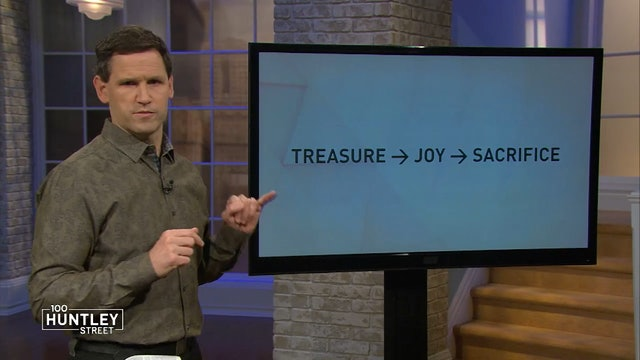 Bring Your Perspective into Focus -Pastor Robbie Symons - Searching For Treasure