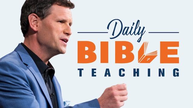 We're Going to School! - Pastor Robbie Symons - The School of Faith