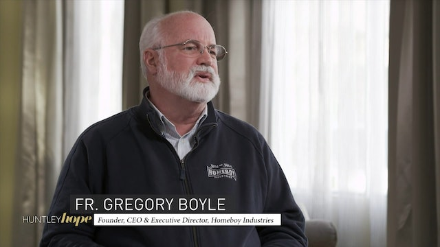 Huntley Hope | 17 | Street Youth Gangs with Fr. Gregory Boyle
