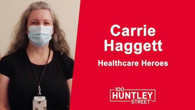 Health Care Heroes | Carrie Haggett