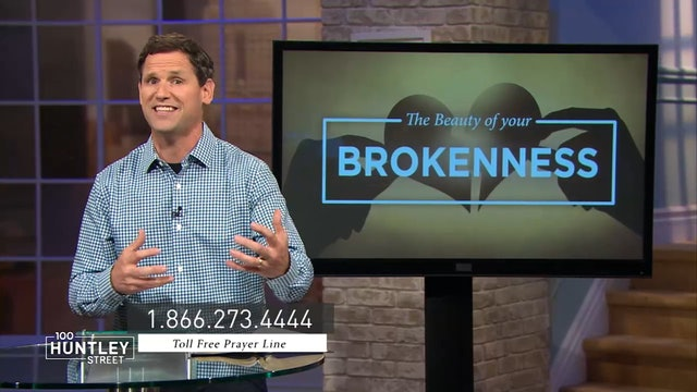The Beauty Of Your Brokenness - Pastor Robbie Symons - Part 2