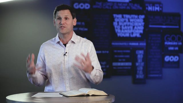Inward Renewal - Pastor Robbie Symons...