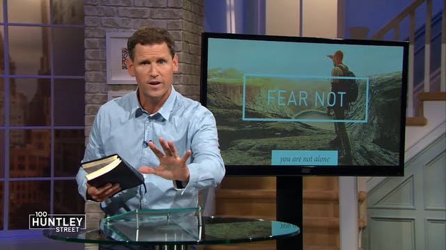 Fear Not - Pastor Robbie Symons - The...