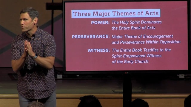 Hope Bible Church | Power, Perseverance, and Witness! - The Book of Acts
