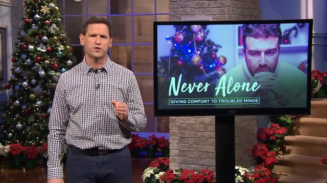Never Alone - Pastor Robbie Symons - Part 1