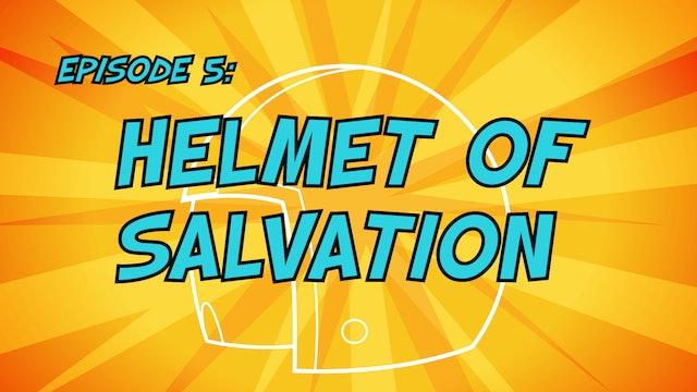 Armor Of God | HELMET OF SALVATION