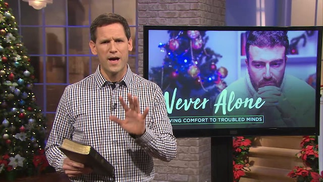 Never Alone - Pastor Robbie Symons - Part 2