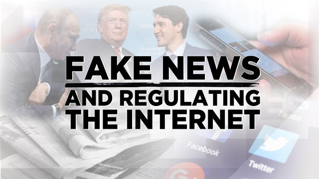 Context - Season 8 - Episode 29 - Fake news and regulating the internet
