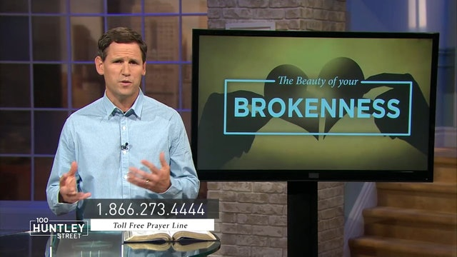 The Beauty Of Your Brokenness - Pastor Robbie Symons - Part 5