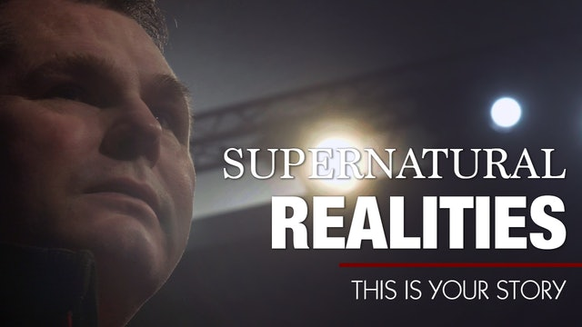 This Is Your Story - S4 Episode 8 - Supernatural Realities   Mark Williams