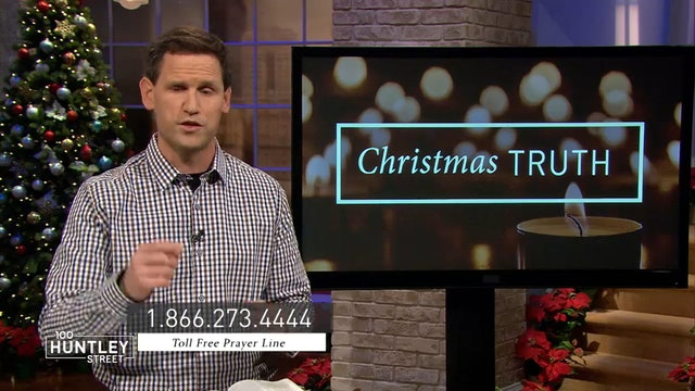 Christmas Truth - Pastor Robbie Symons - Part 5