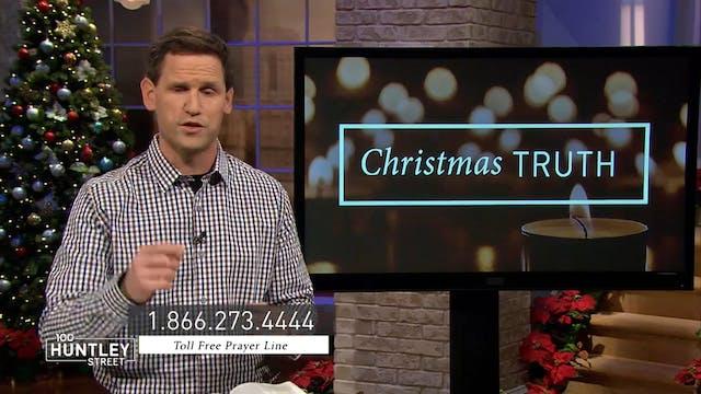 Christmas Truth - Pastor Robbie Symon...
