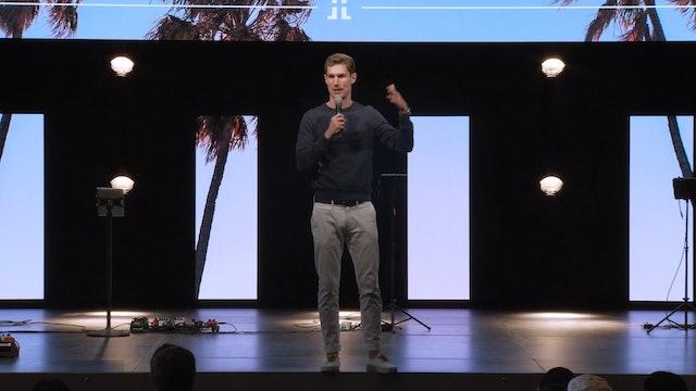 Ben Courson - Combating Despair - Horizon Church - Santa Fe CA - Part Two