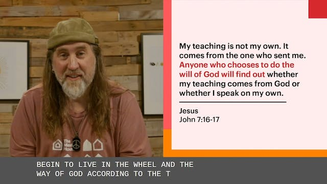 The Meeting House | Jesus 101 | What ...